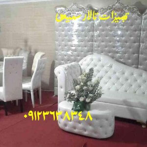 Hall equipment6 300x300 تجهیزات تالار و ملزومات   ساخت انواع صندلی اعم از شیواری، میز ، ورودی