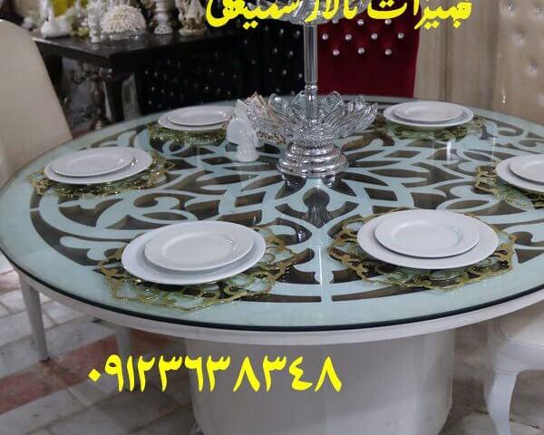 table of hall6 600x480 میز تالار با بالاترین کیفیت و زیبایی م ناسب و شکیل برای سالن ها